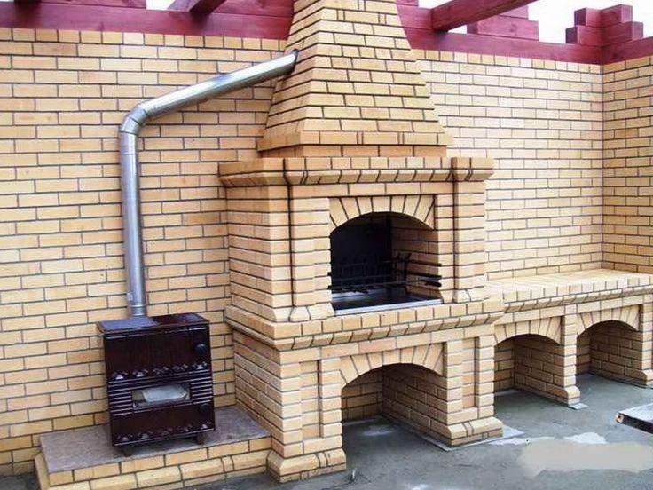 купольная печь для пиццы своими руками