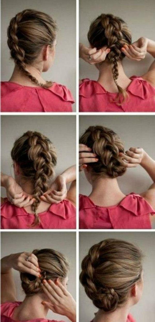 Für alle, die sich für Trends und trendy Frisuren interessieren, habe ich ein paar schnell und einfach gehende DIY Methoden für Haare Ordnen vorbereitet.
