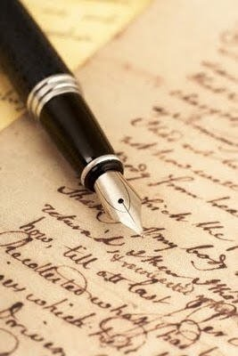 Best writing service fountain pen for cursive