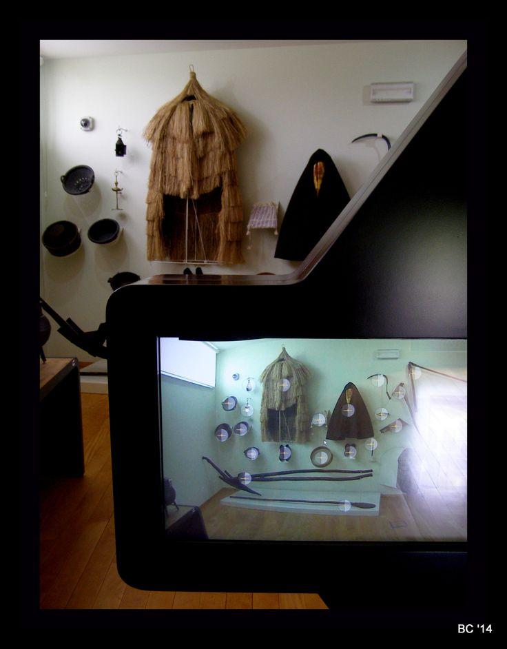 tecnologia *Ecomuseu de Barroso, em Montalegre