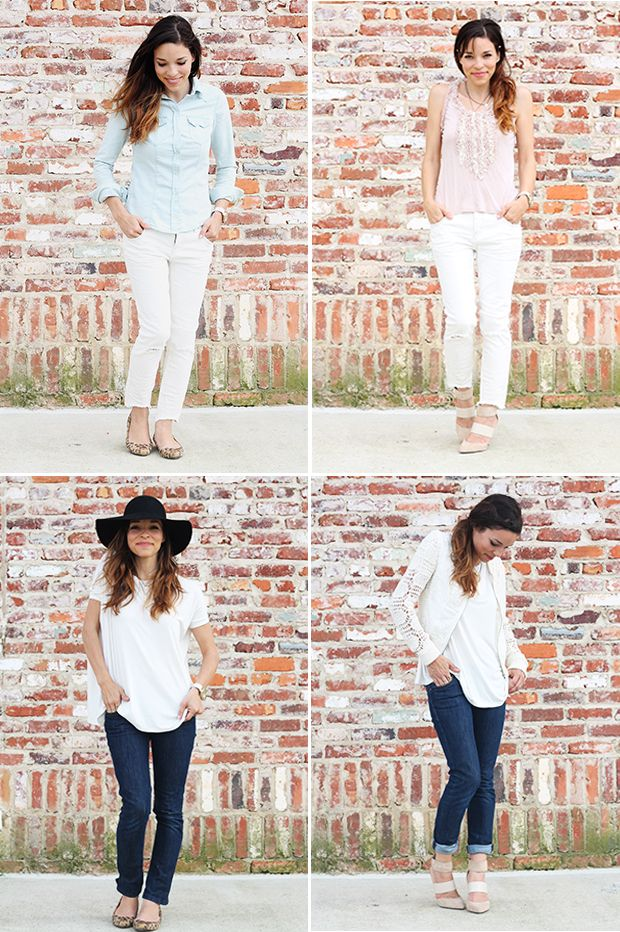 How to Pack Light: 12 Pieces, 8 Looks by @Anna @ IHOD for @eHow