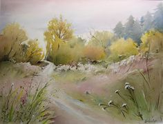Ann Christin Moberg #watercolor - Cerca amb Google