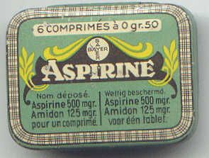 vintage bayer aspirin eBay