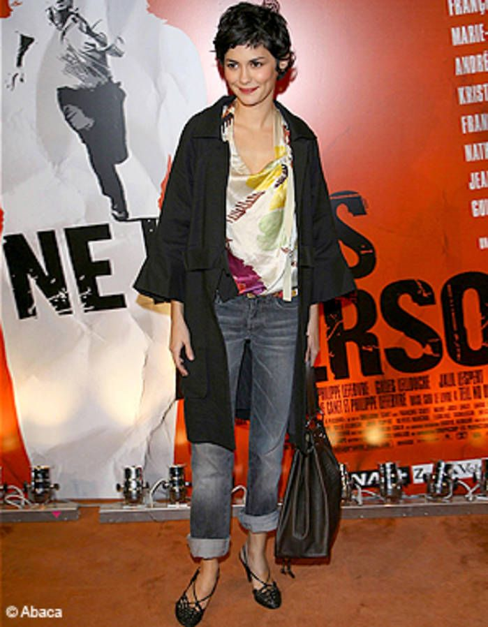 audrey tautou mode style - Google Search