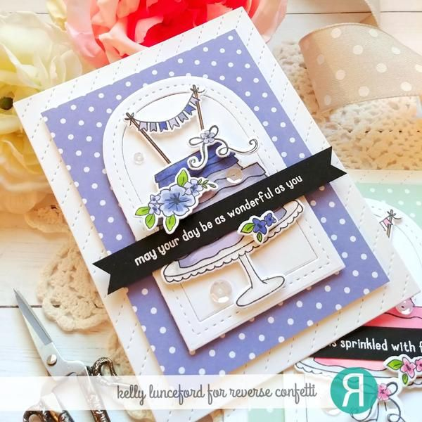 As Wonderful As You Reverseconfetti Birthday Cards Polka Dot Paper Card Making