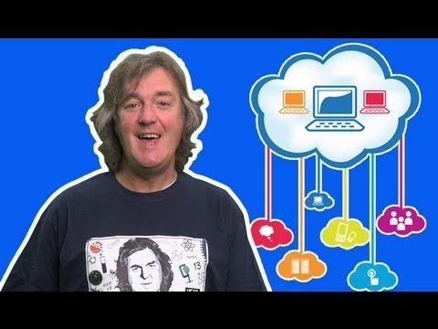 How does the internet work? - James May's Q&A (Ep 19) - Head Squeeze - YouTube