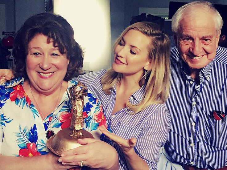 Kate Hudson Celebrates Margo Martindale's Emmy Win on Mother's Day ...