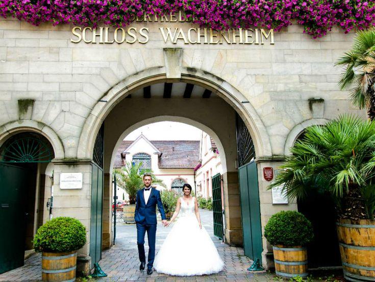 Hochzeitslocation Pfalz | Sektkellerei Schloss Wachenheim