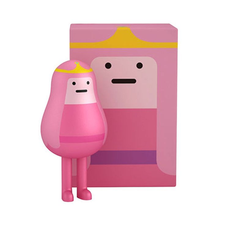 Sticky Monster Lab X Adventure Time 4in Original (Unopened) Princess Bubblegum #StickyMonsterLab