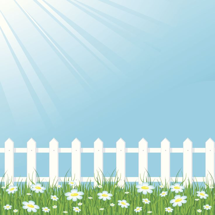 house with fence clip art - photo #27