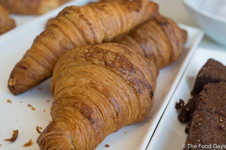 Pallet coffee roasters croissants