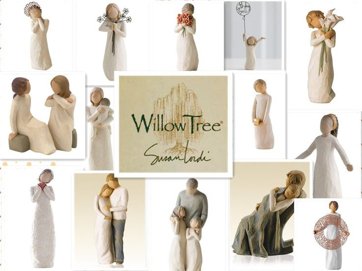 willow tree figurines | OFFICIAL WILLOW TREE FIGURINES- FULL COLLECTION OF…