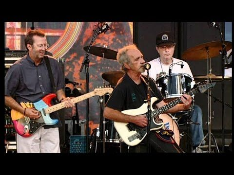 J J Cale & Eric Clapton - After Midnight and Call me the Breeze (Crossroads)