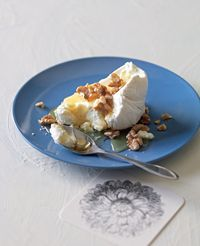 Greek yoghurt and honey