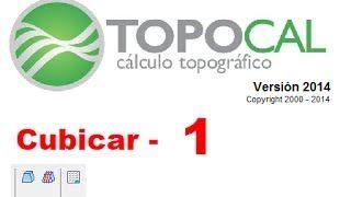 TopoCal 2014: Movimientos de tierra por diferentes métodos