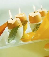 #matildetiramisu #concorso Un'idea originale per le candele in tavola!!!