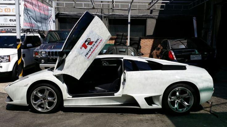 Loving the RimPro-Tec fitting car in  South Korea