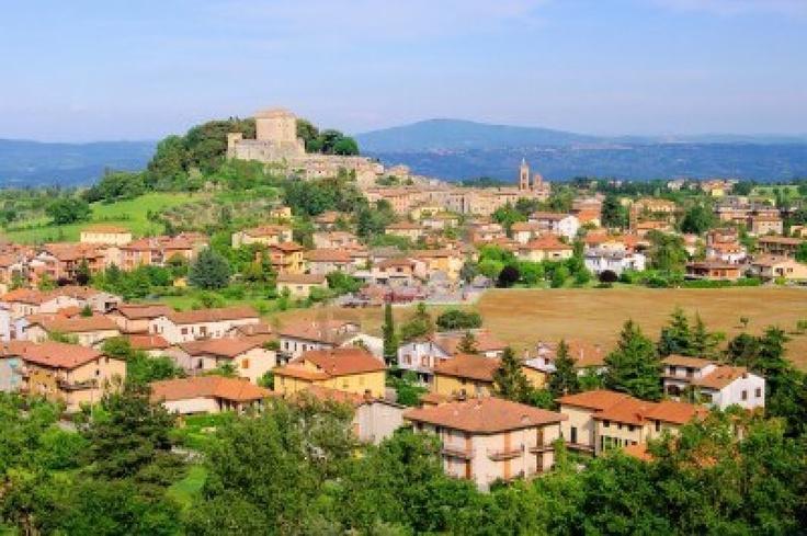Sarteano, Italy