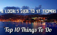A Local's Guide to St. Thomas: Top 10 Things to Do