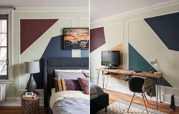 Decoración de un departamento pequeño de 2 ambientes Decoracion