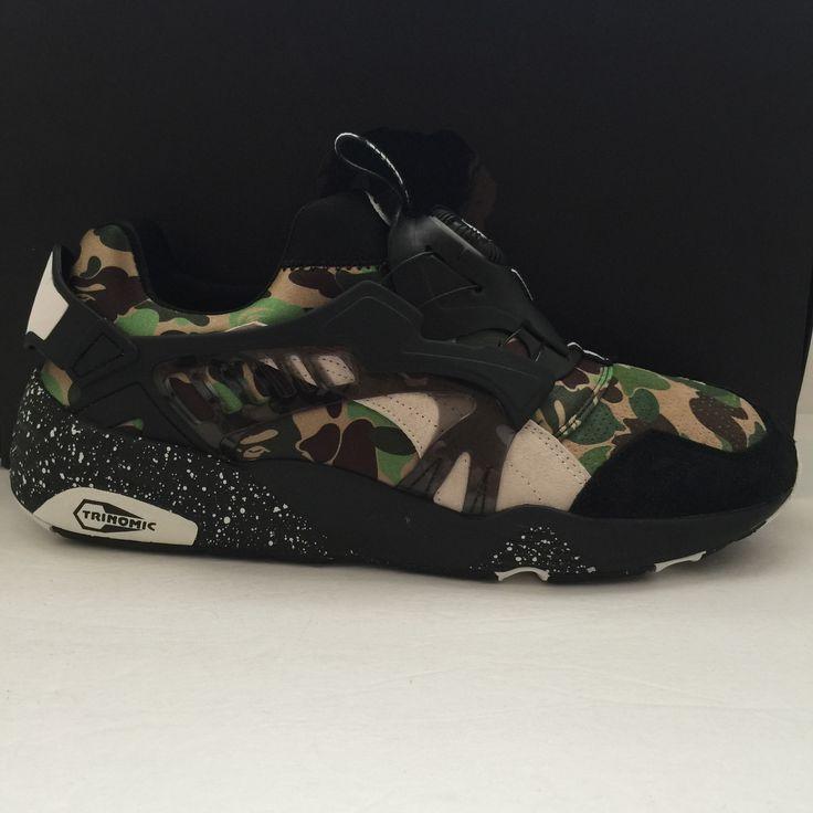 bape x puma sneakers Come take a walk!