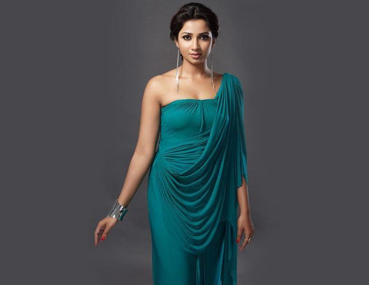 shreya ghosal beautiful look - photo #18