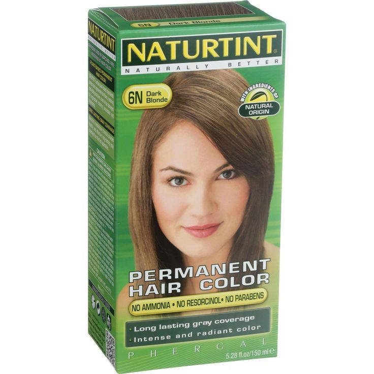 Naturtint Hair Color Permanent 6n Dark Blonde 5 28