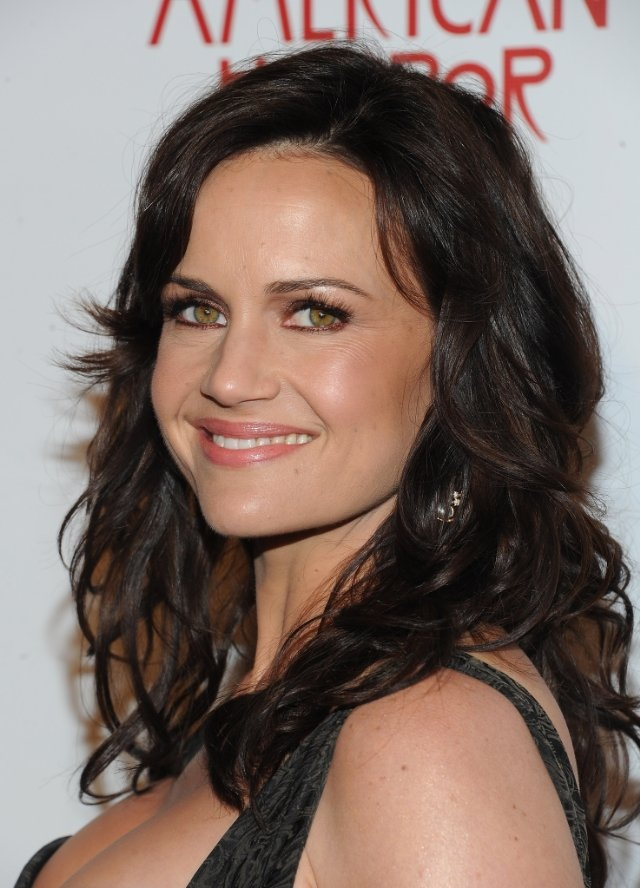 Carla Gugino at event of American Horror Story
