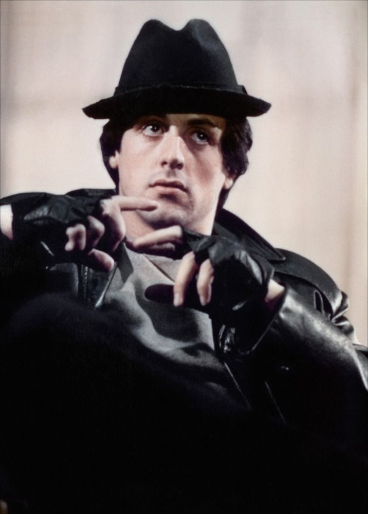 Sylvester Stallone in Rocky (1976)