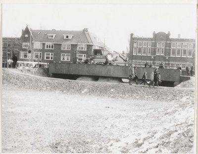 Haarlem 1970 Demping Westergracht