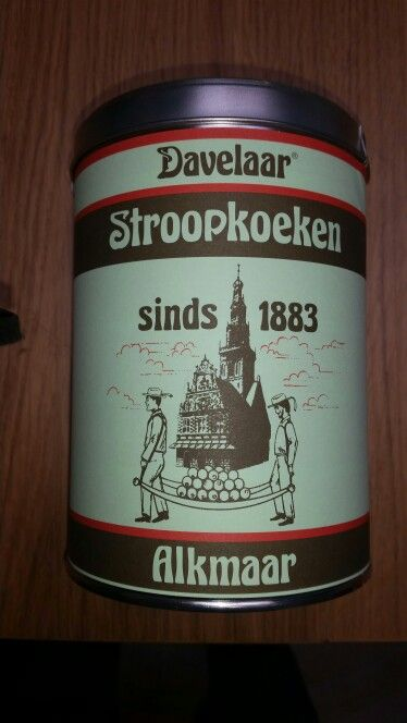 Stroopkoeken - ingredienten