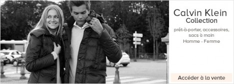 Calvin Klein Collection reprend du poil de la bête en vente privée. Une collection très habillées à très petits prix. Pour homme et femme élégant(e)s et ayant du goût. Insatiable insatisfait(e), vous ne pourrez pas dire qu'il n'y a pas assez de choix parmi cette sélection de prêt-à-porter (polos, chemises, T-shirts, costumes, pulls, trenchs, tops, tailleurs pantalons) , de maroquinerie griffés Calvin Klein. Une griffe emblématique pour un style minimaliste chic. C'est votre destin d'y…