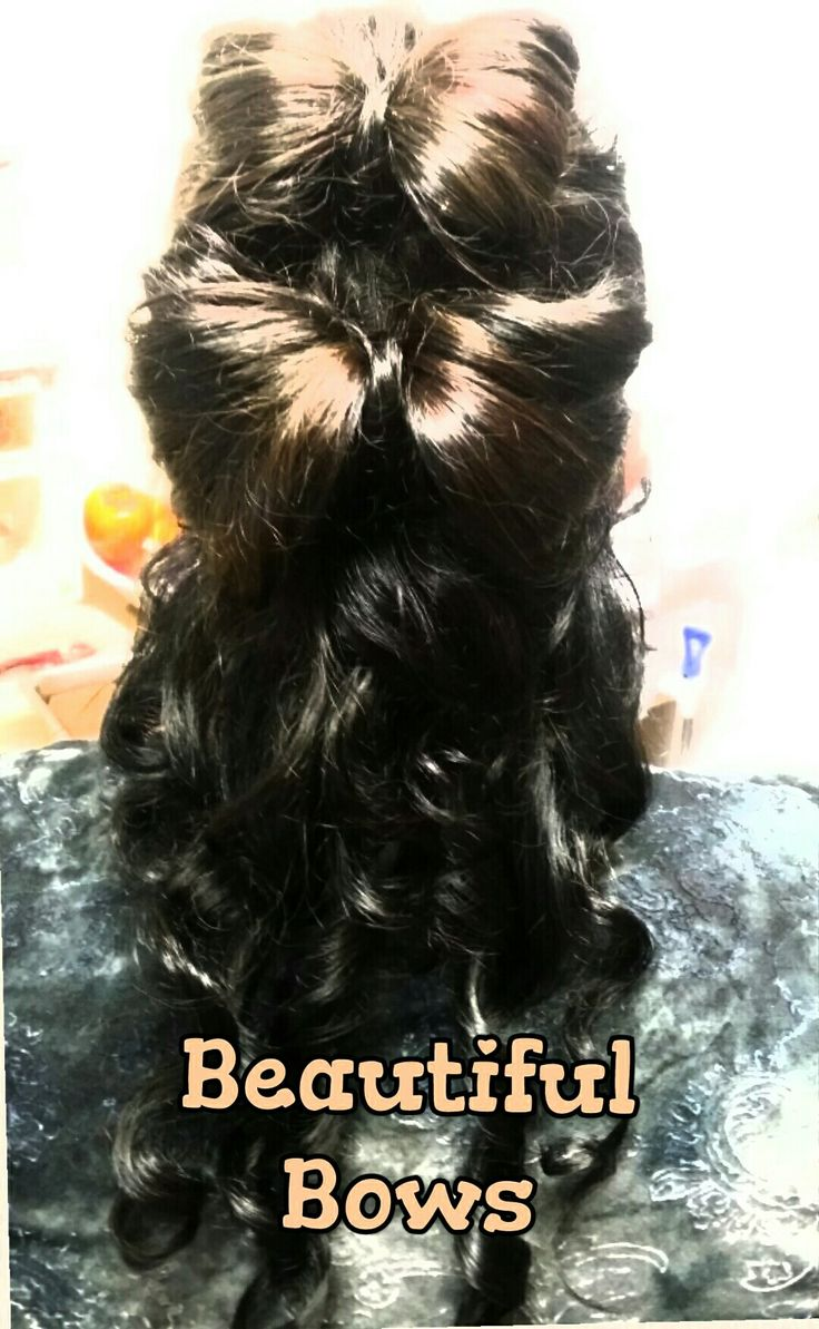 Take a Bow for a Beautiful Hair Bow or two😊