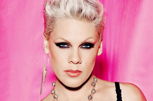 Pink Named As New Face For Cover Girl!