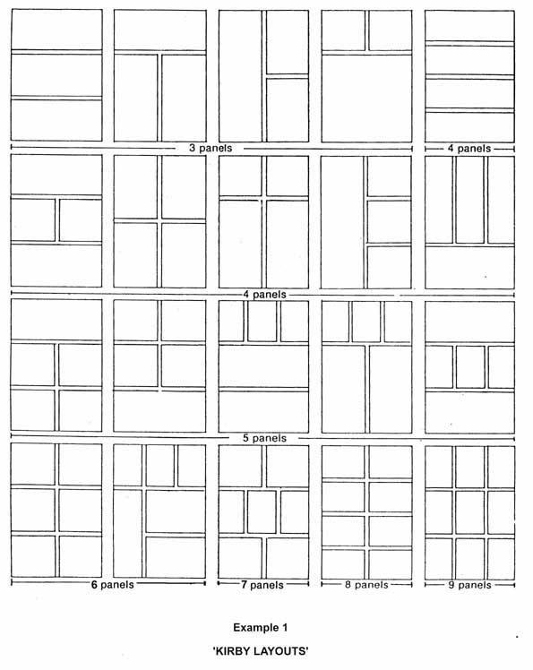 kirby layouts