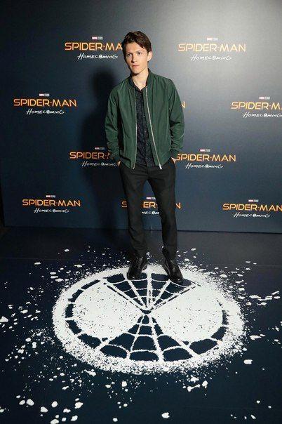 Tom Holland представил фильм «Человек-паук: Возвращение домой» на фестивале CinemaCon 2017