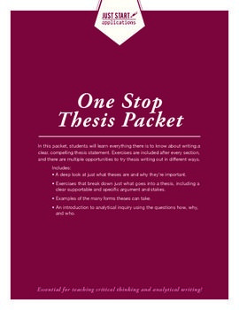 Practice exercises for writing thesis statements   Custom paper Help Practice exercises for writing thesis statements