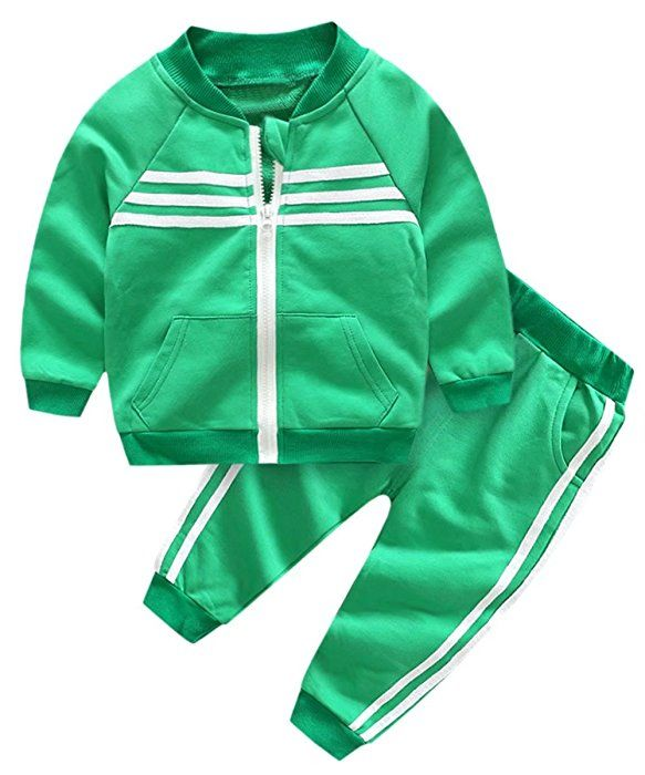 Jogger Pants Outfit DAIMIDY Kids Cute Sweatshirt