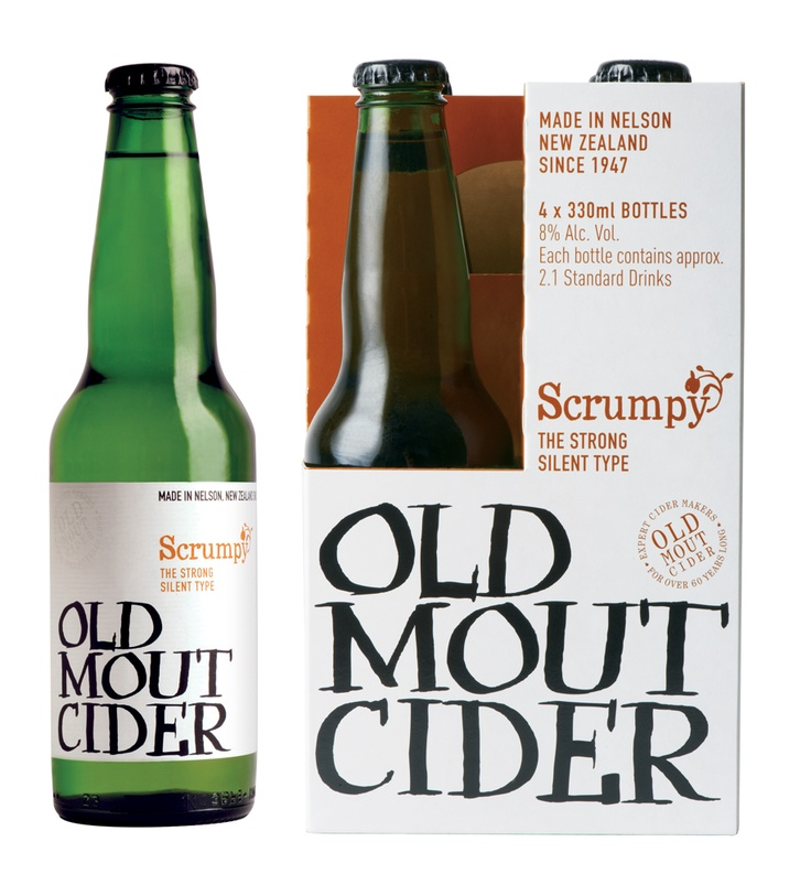 Old Mout Scrumpy Cider