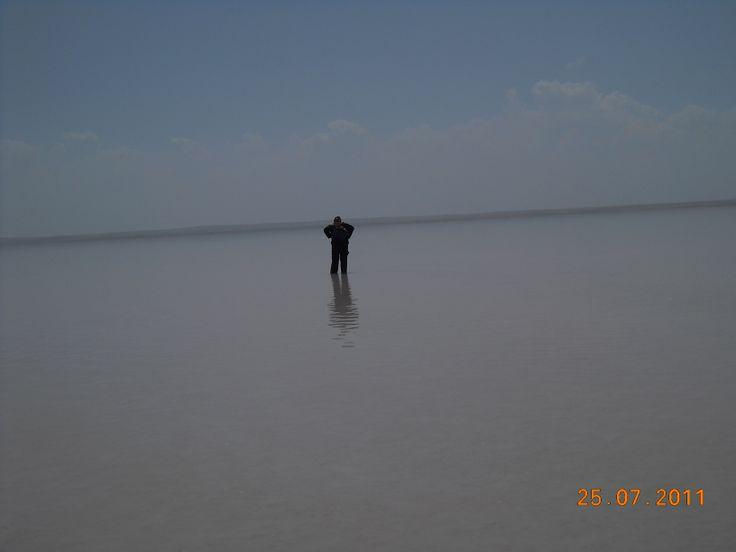tuz gölü salt lake