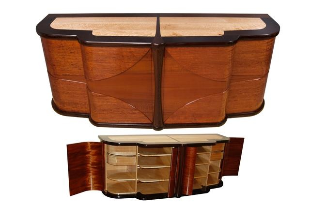 62 best 2012 featured artists images on pinterest for Art deco furniture chicago