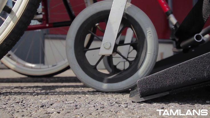 Wheelchair Accessible Volkswagen Caddy Tamlans