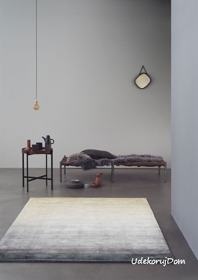 Dywany Linie Design ręcznie tkane dywany wełniane, dywany poliestrowe