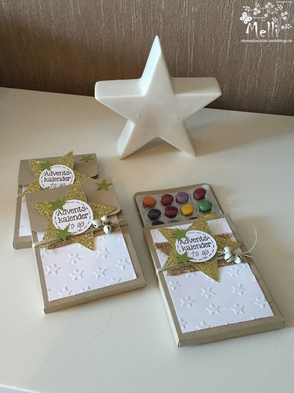 Stampin Up, Adventskalender to go, Weihnachten, (2) (Kopie)