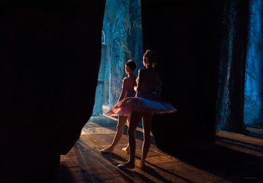 "Saatchi Online Artist Persefoni Balkou; Photography, ""Backstage "" #art"