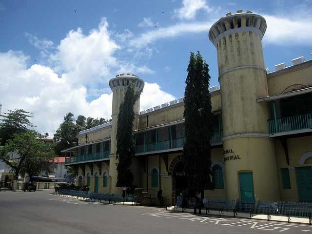 #Cellular jail is the one of the best #tourist attraction in #Andaman Island . It is also known as Kaala Paani . This Jail is located in Port Blair and  it is the one of the recommended #tourist place in Andaman.The construction of this Jail is started in 1986 and it will be completed on 1906 ......