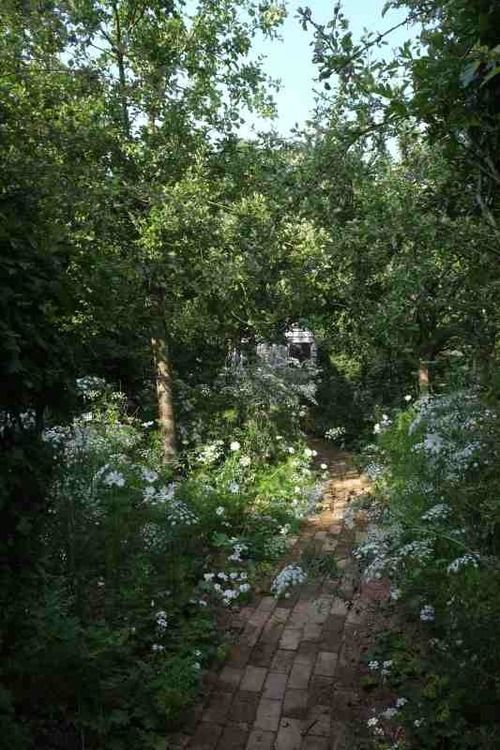 Monty Dons Writing garden