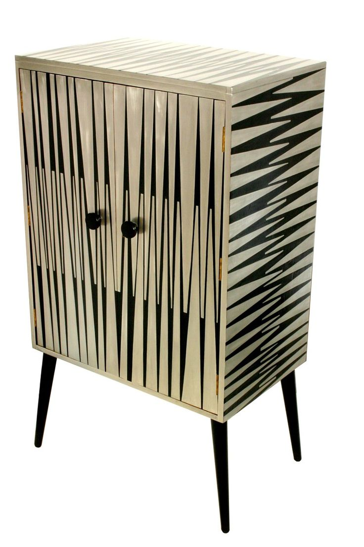 'Shard' cabinet, Kate Noakes | Industrial furniture | May Design Series 2015