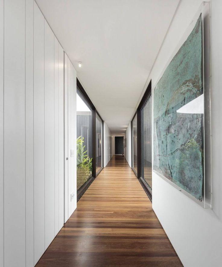 1000 idee n over lange gang op pinterest gangen trap muren en smalle gangen - Deco lange idee gang ...