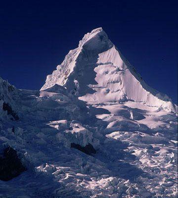 Geographie - Climat et régions du Pérou